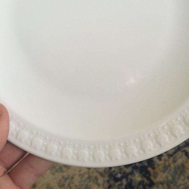 Vintage Corning Pyroceram Tableware White Dessert Plates - Set of 6 - Image 11 of 11