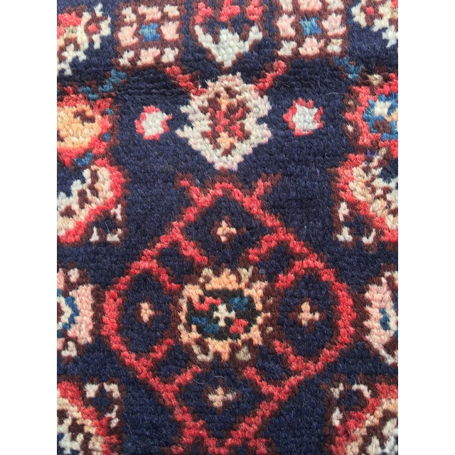 "Vintage Persian Malayer Runner - 2'4"" x 14'4"" - Image 9 of 10"