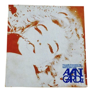 The Marilyn Monroe Trip, Serigraphic Prints Book by Bert Stern
