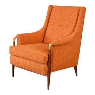 Jamestown Royal High Back Lounge Chair For Sale