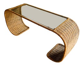 Image of Mid-Century Modern Console Tables