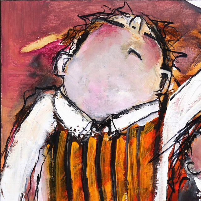 Gerdine Duijsens' spirited and evocative figures are instantly recognizable and unforgettable. Through lush, bold colors...