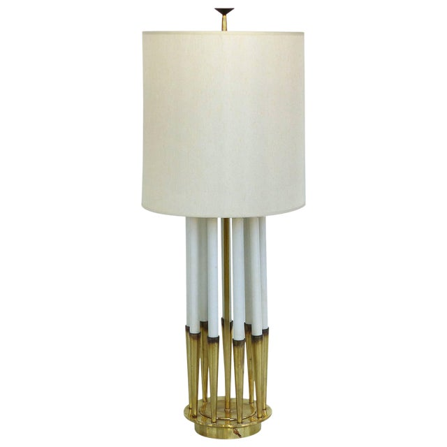 Tommi Parzinger Stiffel Mid-Century Table Lamp For Sale