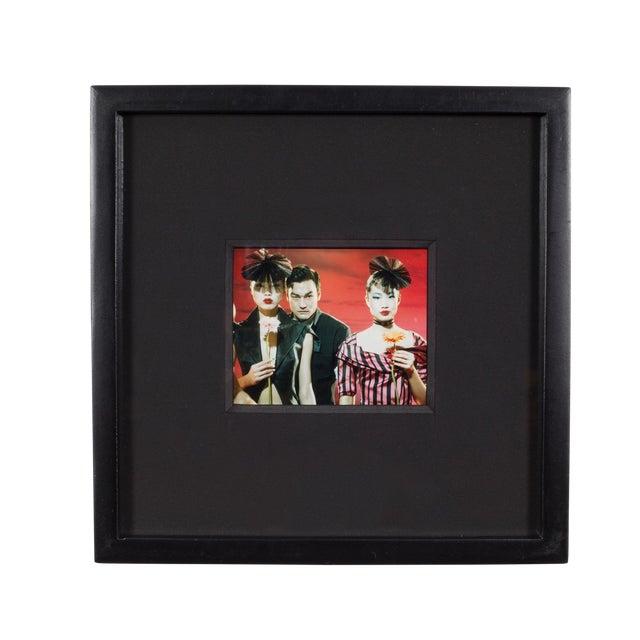Polaroid Test Image by Denise Tarantino for Dah Len Studios For Sale