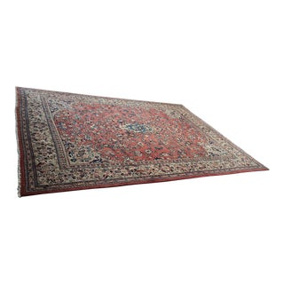 Traditional Persian-Style Rug - 9′7″ × 12′