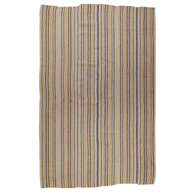 Striped Jajim For Sale