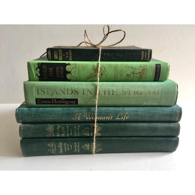 Green Classic Novels - Set of 6 - Image 2 of 5