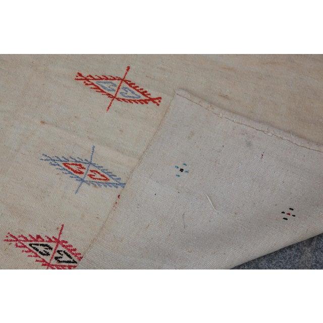 Anatolian Turkish Kilim - 10'11'' x 3'8'' - Image 10 of 11