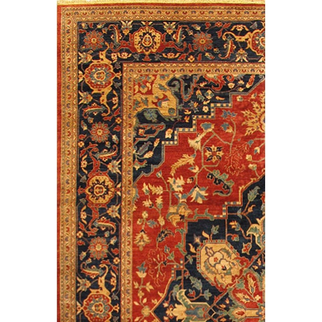 The brand Pasargad is the perfect blend of class and elegance. These rugs bring traditional sophistication to your home....
