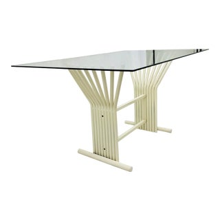 Mid Century Contemporary Modern Table For Sale