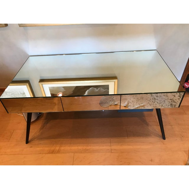 Julian Chichester Three Drawer Console Table For Sale In Phoenix - Image 6 of 6