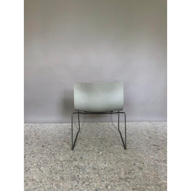 """Massimo Vignelli for Knoll """"Handkerchief"""" Chairs - Set of 4 For Sale In New York - Image 6 of 12"""