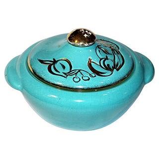 Hoenig Ceramic Tureen For Sale