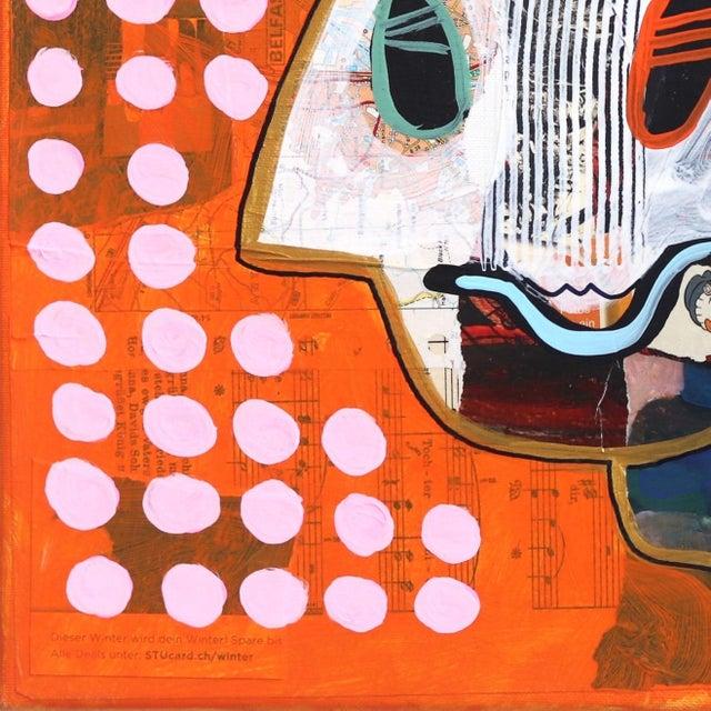 "Pop Art ""This Week"" Original Artwork by Fredi Gertsch For Sale - Image 4 of 9"