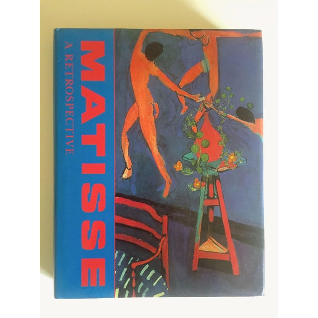 """"""" Matisse Retrospective """" Rare 1990 Iconic Oversized Volume Collector's Hardcover Art Book For Sale - Image 13 of 13"""