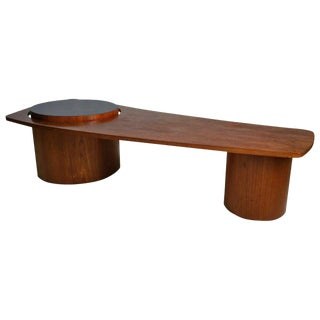 Modern Teak Coffee Table by Rs Associates Designed for Expo 1967 For Sale