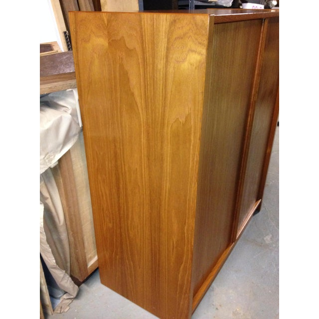 Scan Teak Rosewood Armoire - Image 7 of 11
