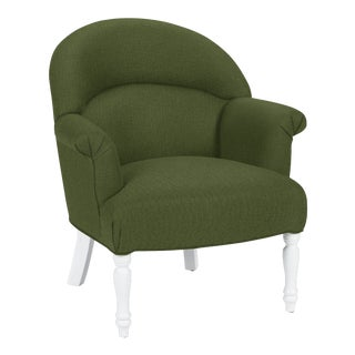 Casa Cosima Napolean III Chair, Broccoli For Sale