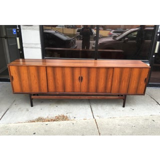 1960s Vintage Danish Rosewood Credenza Preview