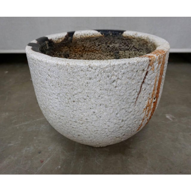 Ceramic Glaziers Crucible For Sale - Image 4 of 9