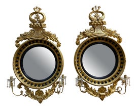Image of English Convex Mirrors