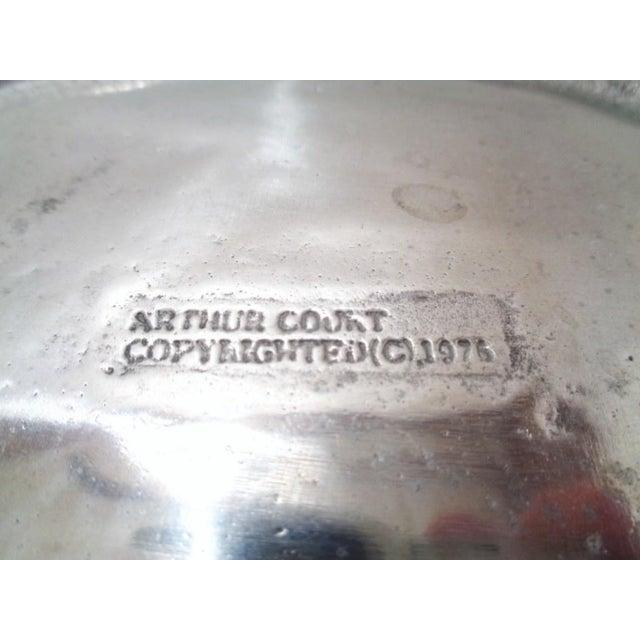 Arthur Court Fish Serving Tray Platter For Sale In Nashville - Image 6 of 7
