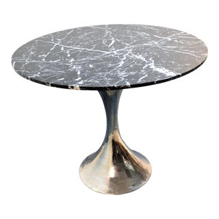 Bungalow 5 Stockholm Nero Center Dining Table For Sale