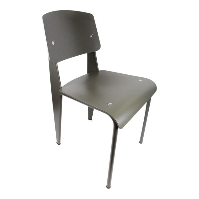 Jean Prouve Standard SP Chair For Sale