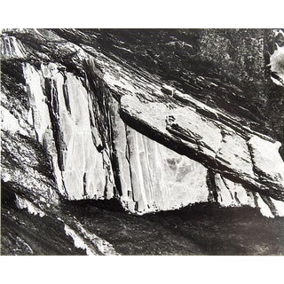 Abstract Rocky Landscape Photograph For Sale