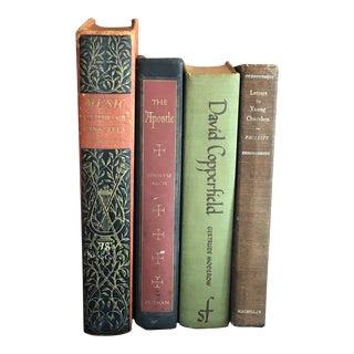 Vintage Book Bundle - Set of 4 For Sale