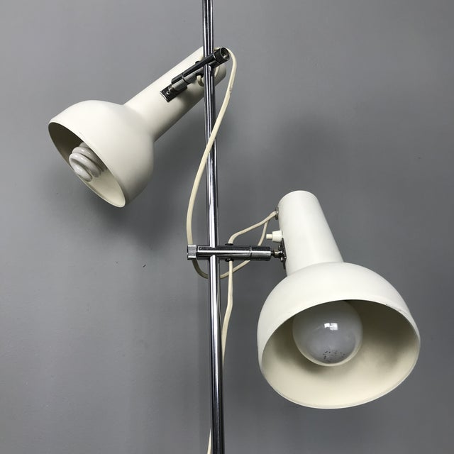 Danish Adjustable Floor Lamp For Sale - Image 10 of 11