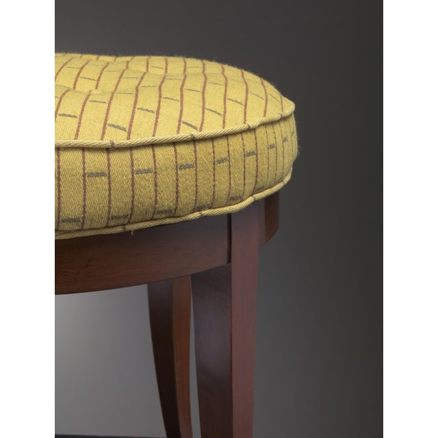 1940s Paul Frankl Stool, USA, 1944 For Sale - Image 5 of 5