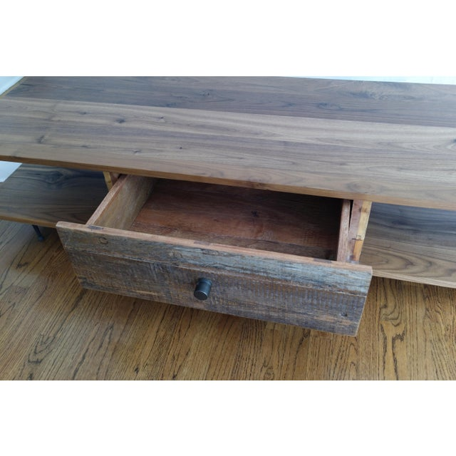 Anthropologie Mid-Century Modern Style Jaco Console - Image 5 of 8