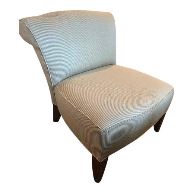 Ethan Allen Slipper Chair - Image 1 of 7