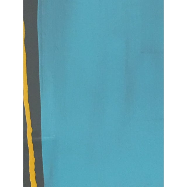 """""""Nod to Rothko"""" Painting For Sale - Image 4 of 8"""