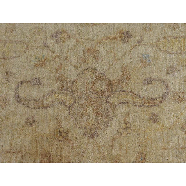 Traditional Hand Knotted Pakistan Rug - 8'x 8' For Sale - Image 3 of 10