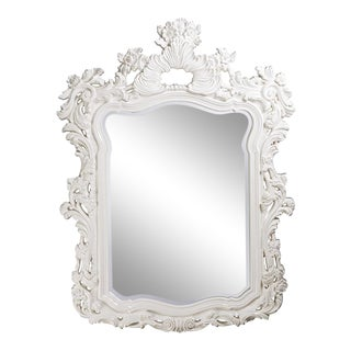 Kenneth Ludwig Turner White Mirror For Sale
