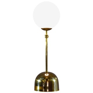 Unio 1-3 Contemporary Wireless Brass Led Lamp, Flow Collection For Sale