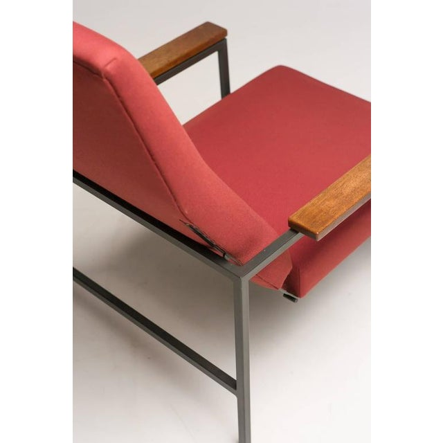 1960s Lotus Lounge Chair by Rob Parry for Gelderland For Sale - Image 5 of 8