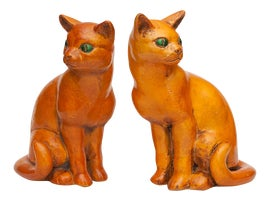 Image of Cat Figurines