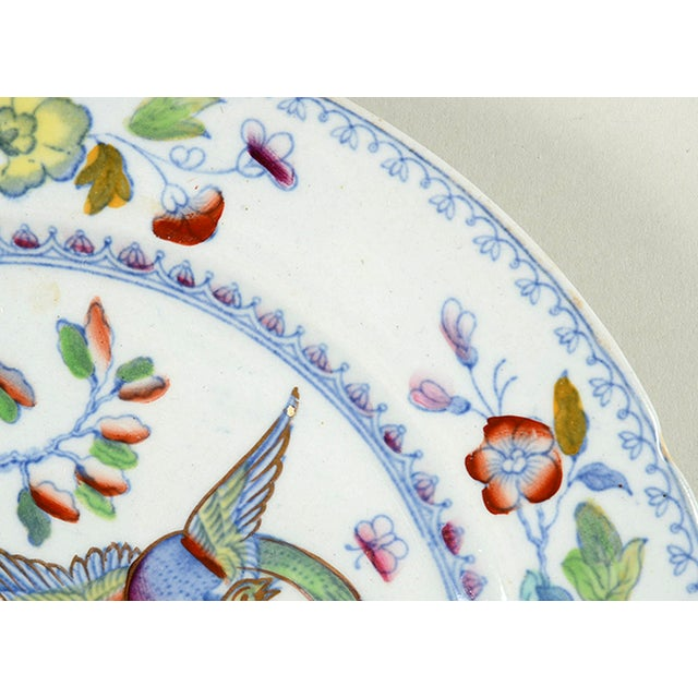 Mason's Luncheon Plate - Set of 5 For Sale - Image 4 of 7