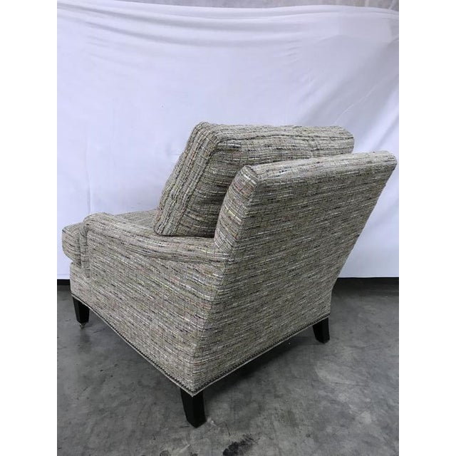 Highland House Highland House Sills Chair With Casters For Sale - Image 4 of 5