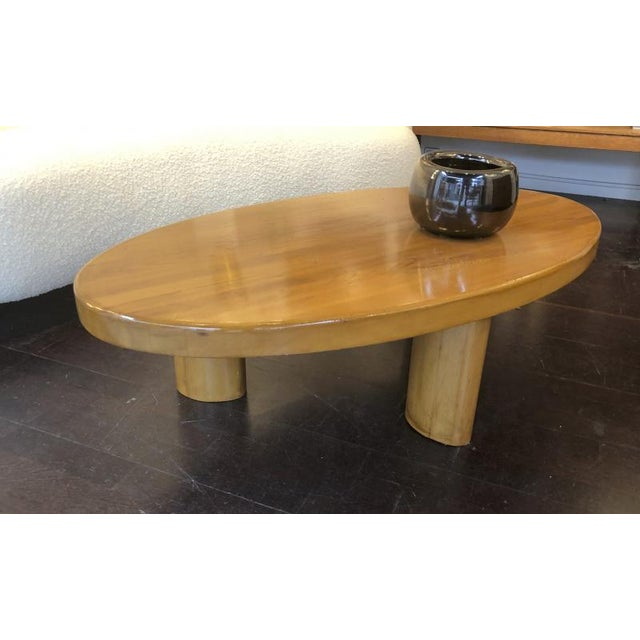 Groovy Exquisite Charlotte Perriand Tripod Forme Libre Coffee Table Ocoug Best Dining Table And Chair Ideas Images Ocougorg