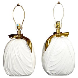 Image of Hollywood Regency Table Lamps