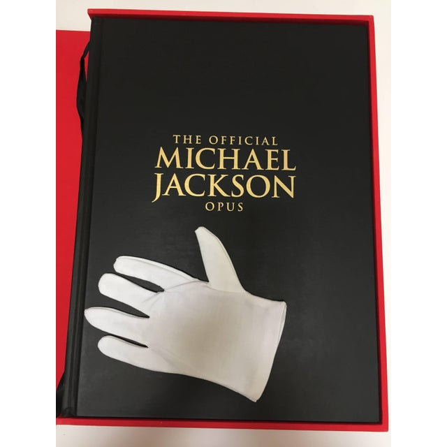 """""""The Official Michael Jackson Opus"""" is the definitive publication about the 'King of Pop'. Featuring over 300 spectacular..."""