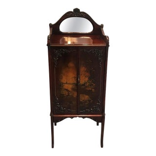 Victorian Mahogany Music Stand For Sale