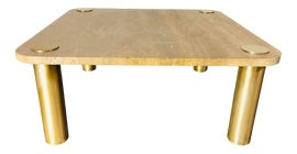 Image of Travertine Coffee Tables