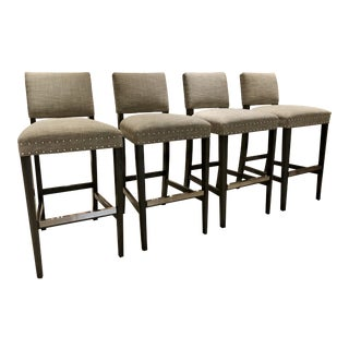 Vanguard Newton Barstools - Set of 4 For Sale