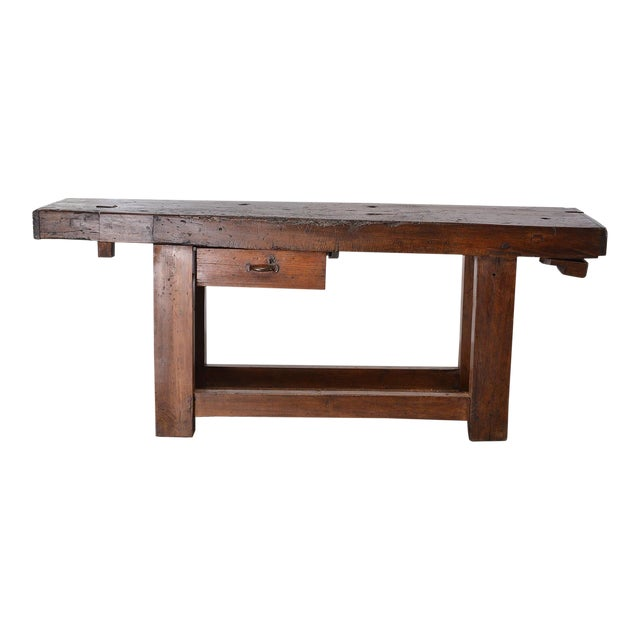 French 19th Century Work Bench For Sale