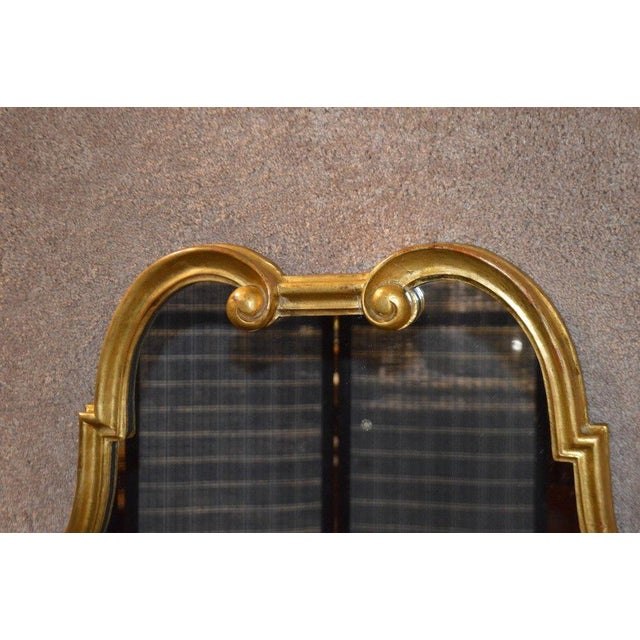 Vintage Palladio Italian Shaped Wall Mirror - Image 3 of 11